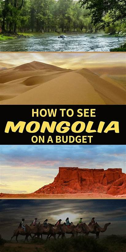 Gobi Desert Mongolia Southern Attractions Ourbigescape Park
