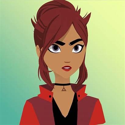 Carmen Sandiego Fan Netflix Bust Diego San
