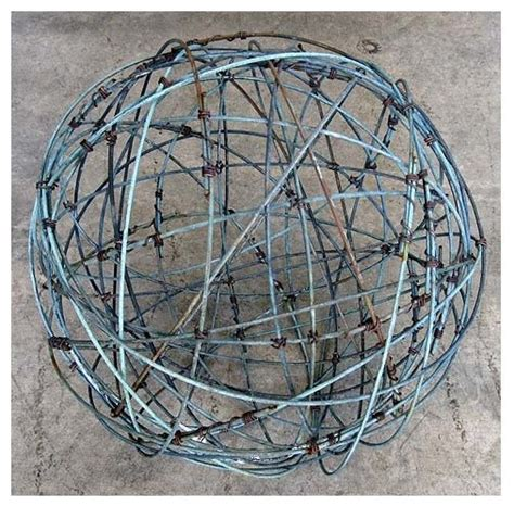 image gallery large wire balls