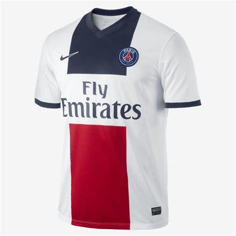 nike psg maillot exterieur 13 14 psg club francais