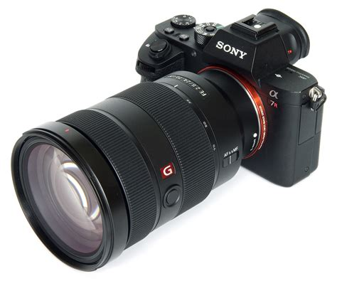 sony reviews sony fe 24 70mm f 2 8 g master lens review