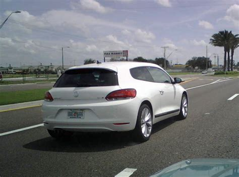 Vw Scirocco Spotted Stateside
