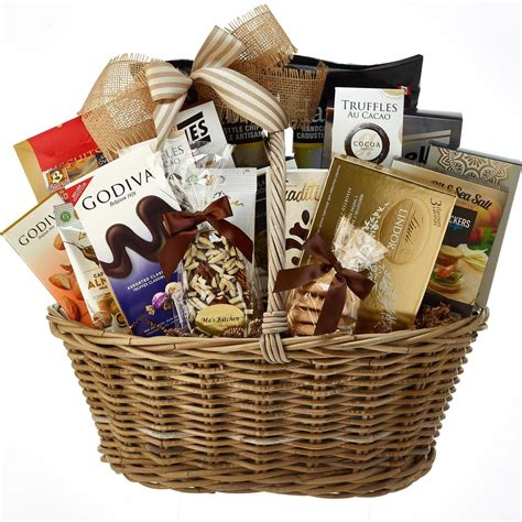 gift baskets corporate gourmet gifts luxury canada perfect basket delivery toronto christmas birthday