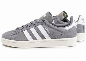 adidas Campus grise Chaussures Homme Chausport