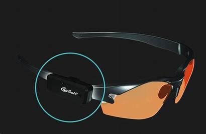 Gps Golf Gogolf Sunglasses Clips Tiny Touch
