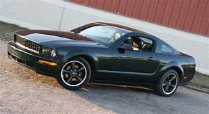 Autoblog Garage: 2008 Ford Mustang Bullitt Photo Gallery - Autoblog