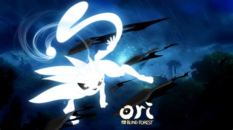 ori and the blind forest ori and the blind forest by akaonic on deviantart