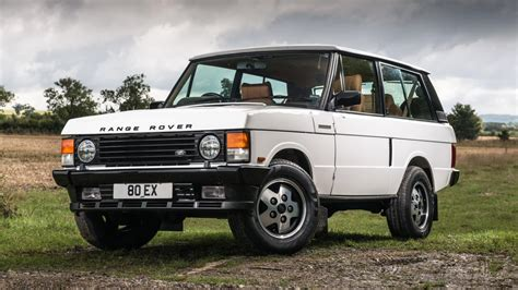 classic land rover this restomod range rover classic costs 95 000 is it