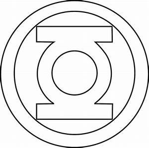 green lantern template - Google Search | Avengers Birthday ...