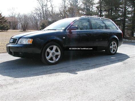 2004 Audi A6 Quattro Avant Wagon 4
