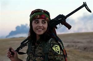 Meet The Women ISIS Is Afraid Of