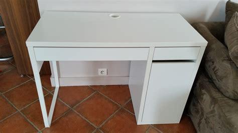 bureau ikea blanc ikea bureau micke blanc