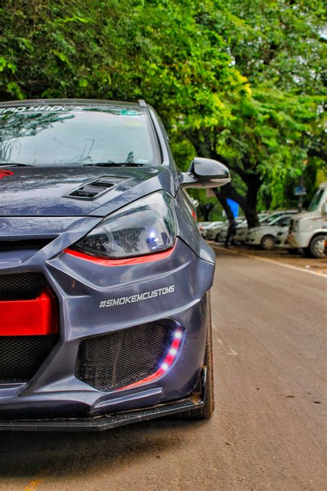 Modified Motor Grand by This Modified Hyundai Grand I10 Tycoon Is Bigger Badder