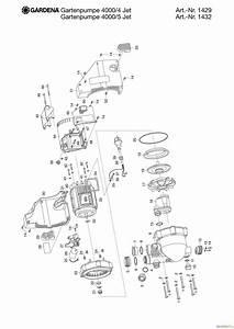 Gardena 4000 4 Bedienungsanleitung : gardena wassertechnik pumpen gartenpumpe 4000 4 jet pi ces ~ Lizthompson.info Haus und Dekorationen