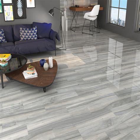 gloss floor tiles modern house
