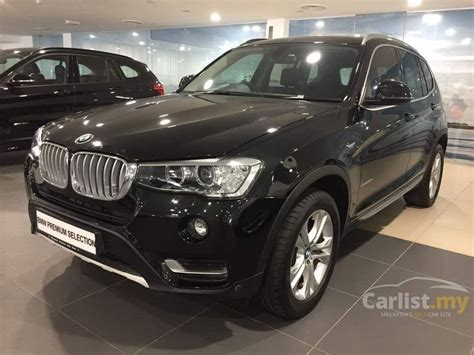 The 2016 bmw x3 carries a braked towing capacity of up to 2000 kg, but check to ensure this applies to the configuration you're considering. BMW X3 2016 xDrive20d 2.0 in Selangor Automatic SUV Black ...
