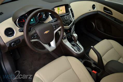 chevy cruze clean turbo diesel review webcarz