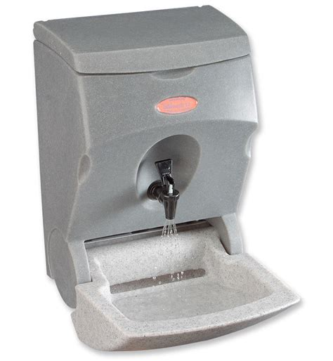 Tealwash Portable 12 Volt Vehicle Water Mobile Sink