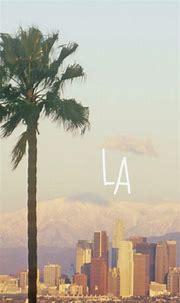 Los Angeles Wallpaper.   Los angeles wallpaper, Iphone ...