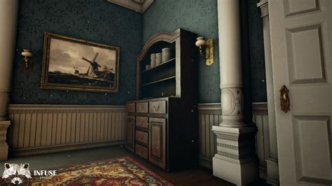 victorian dining room  infuse studio  environments