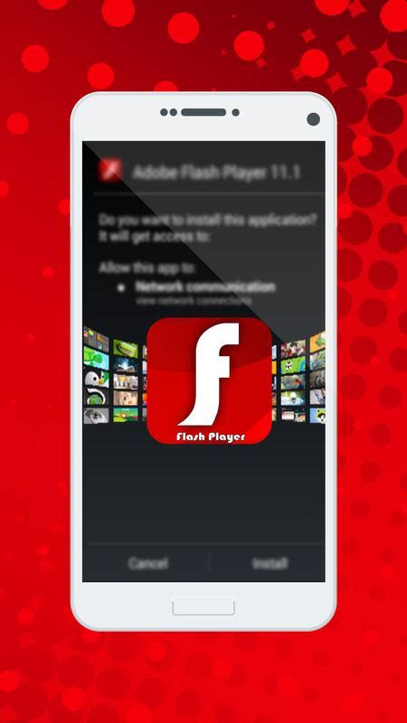 flash player for android reference android apk baixar