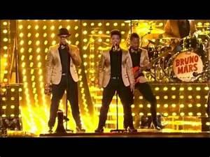 Bruno Mars At The Grammys 2012 3939Runaway Baby3939 Bruno
