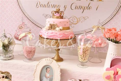 Pink And Gold 1st Birthday Decorations by Kara S Ideas Pink Gold Princess Birthday