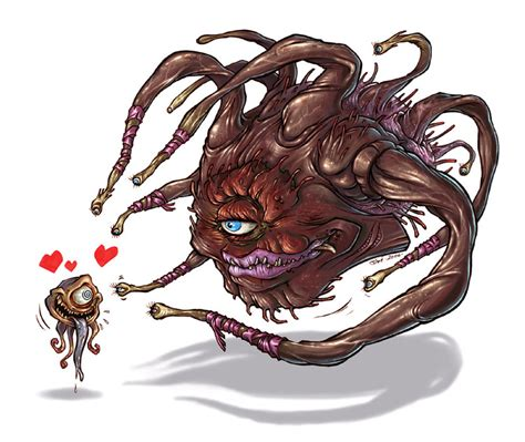 Through the Prism: Beholders Are Extremely Xenophobic