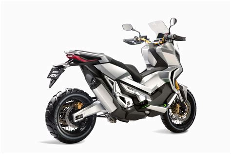 The Honda X-ADV Adventure Scooter is Coming