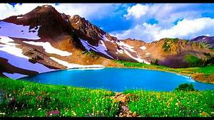 Planet Earth  Amazing Nature Scenery  1080p Hd  Worlds