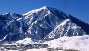 Sun Valley Idaho Bald Mountain