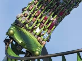 Hulk Ride at Universal Studios Orlando