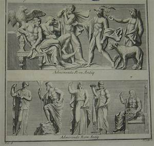 Worcester Cathedral Library and Archive: The Gods of Rome