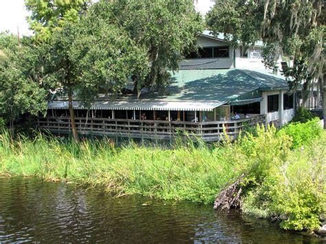 fl fish jacksonville camp camps florida whitey island fleming restaurant campground whiteys rv retirement