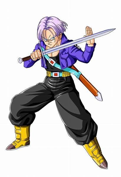 Trunks Future Edit Dragon Ball Power Levels