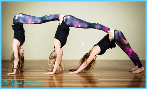 Yoga Poses 2 Person Easy
