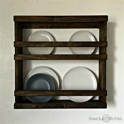modular plate rack buildsomethingcom