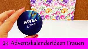 24 Adventskalender Ideen Fr Frauen Adventskalender Fr