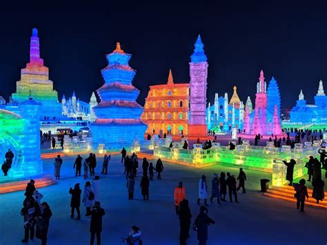 Harbin And Snow Festival Picture by There S Something Magical About Harbin China
