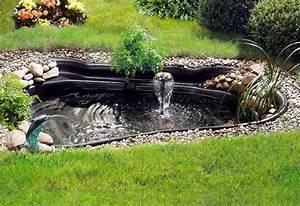 Miniteich Pflanzen Set : ubbink komplett set fertigteich start 500 otto ~ Buech-reservation.com Haus und Dekorationen