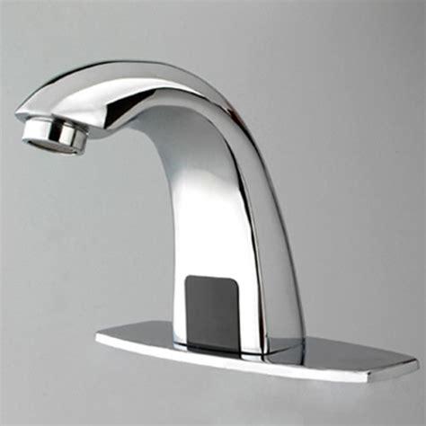 automatic sink faucet automatic sensor bathroom sink faucet faucetsuperdeal
