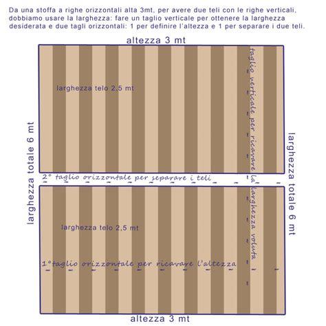 misure tende per interni confezionare tende per interni meryweb
