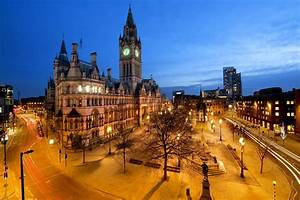 Discovering Manchester  England