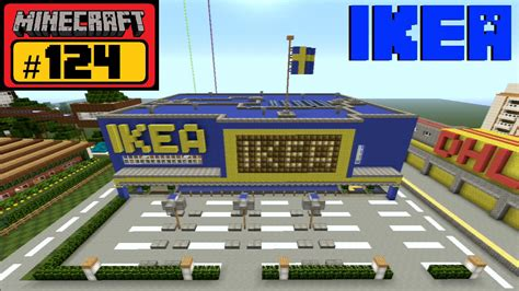 Ikea Küchenfronten Sä by Minecraft Let S Build 124 Ikea Let S Play