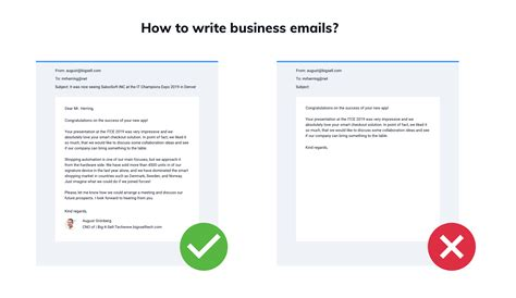 business email guide opening closing lines email