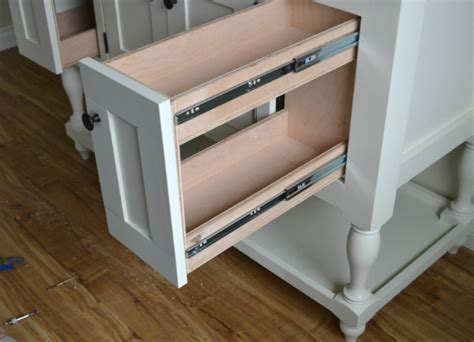 how to make kitchen cabinet pull out shelves 20 inspiring diy kitchen cabinets simple do it yourself