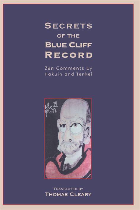 koans cliff record pdf author