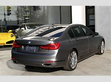 2016 BMW 7 Series 740i Stock # 6074 for sale near Redondo
