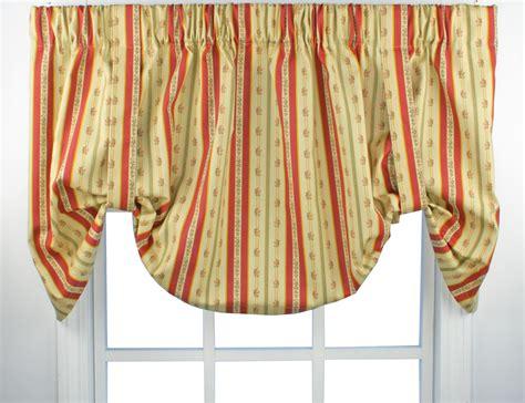 Striped Valances by Suzanne Stripe Valances Curtains Pastel Stripes Floral