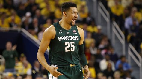 michigan state basketball  talented